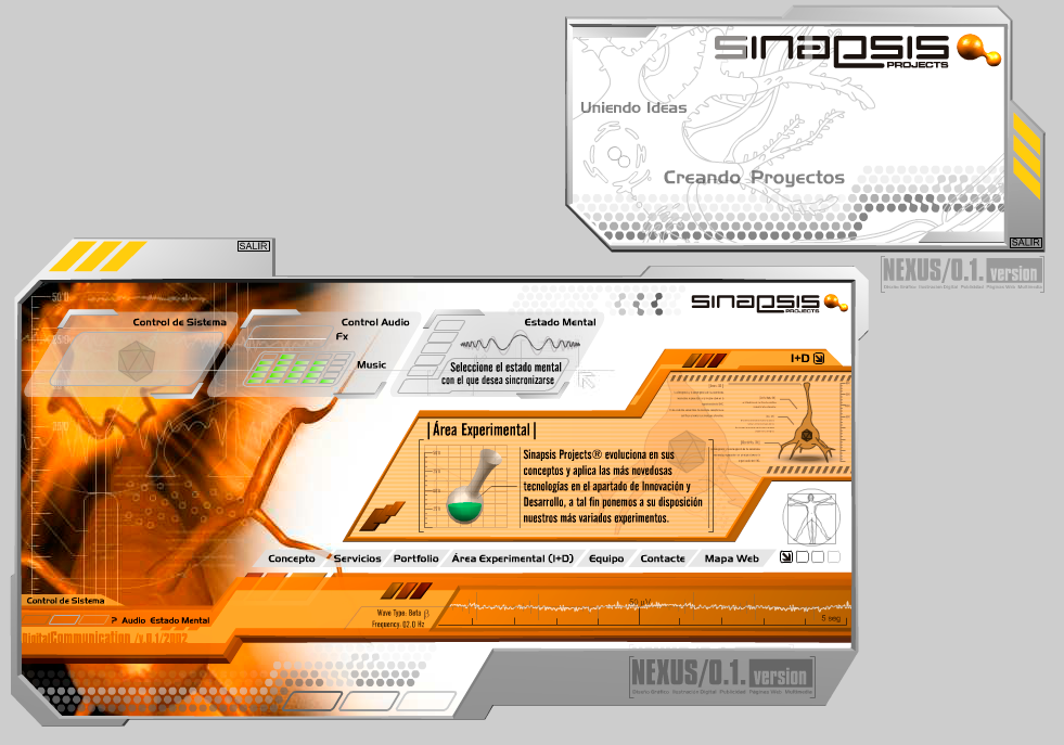 Sinapsis Projects 2.0